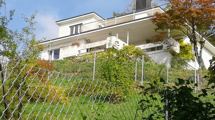 Traumlage am Hallwilersee: Hayeks lassen Villa abreissen