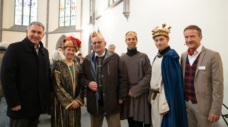 Ex-Ammann Karl Frey wird König für ein Jahr