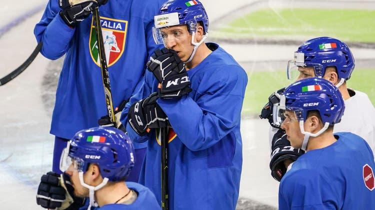 Catenaccio gegen den Abstieg: Was hat Italien an der Eishockey-WM verloren?