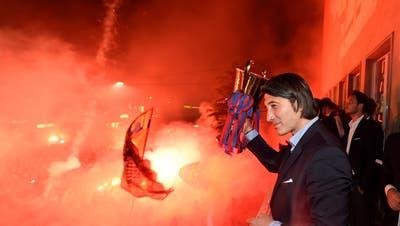 Murat Yakin: «Mein Nati-Debüt? Da flog ich mit Rot vom Platz!»