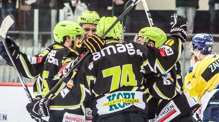 Die Solothurner Eishockeyklubs sind in Form