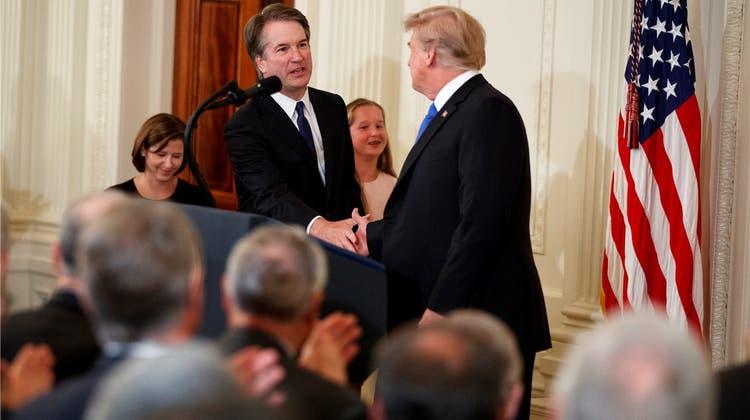 Wer ist der konservative Richter Brett Kavanaugh?