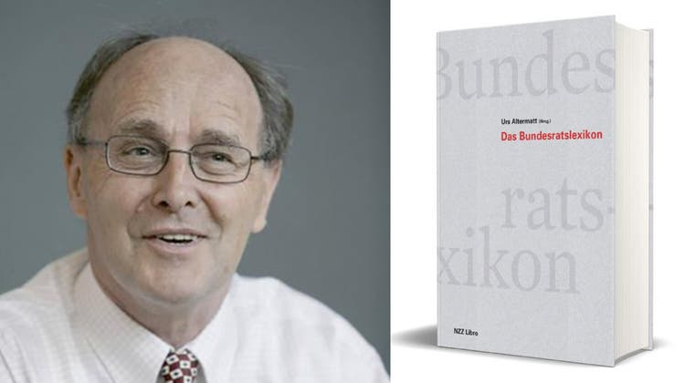 Bundesratslexikon – eine Fundgrube für Politik-Nerds: Das Risiko der frühen Würdigung