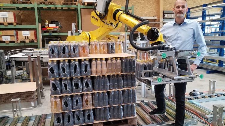 Gefragte Roboter: Das Geschäft der Robotec Solutions boomt