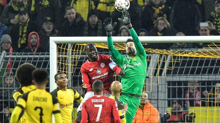 So gut wie nie: Warum Roman Bürki bei Dortmund unverzichtbar geworden ist