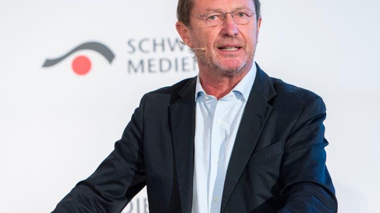 Kurt W. Zimmermann verlässt «Schweizer Journalist»