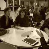 Speed Debating: Rendez-vous zwischen Jugend und Politik