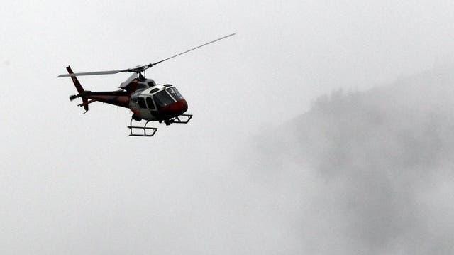 Helikopterflüge am Schüwo Park-Fest – nötig oder unnötig?
