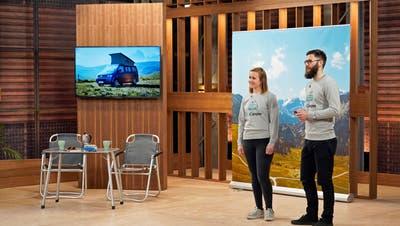 Alle investieren: Solothurnerin überzeugt mit Camper-Plattform in TV-Sendung