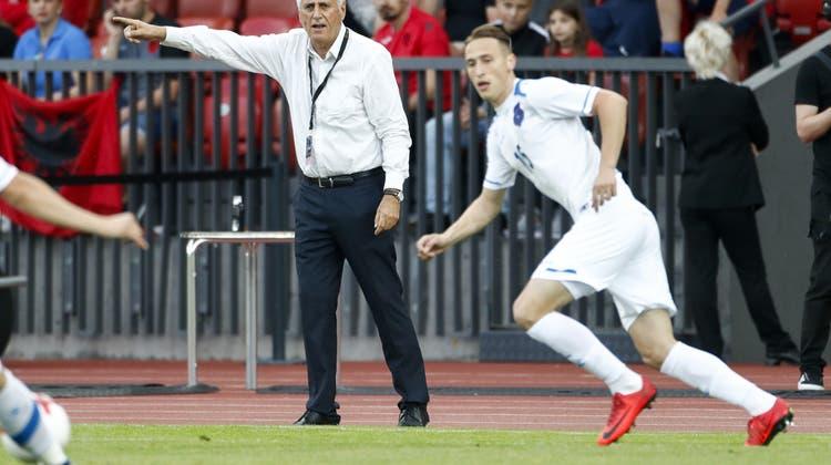 Das Kosovo-Dilemma: Wie die Challandes-Equipe die Uefa in Bedrängnis führen könnte