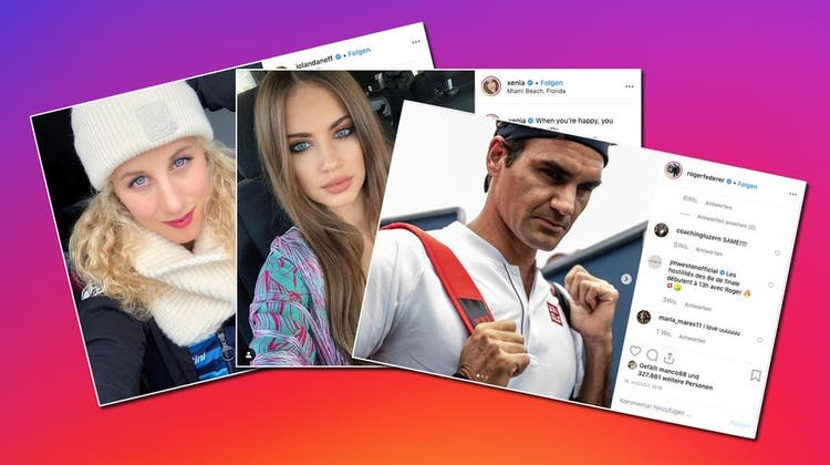 «Schleichwerbung!» – Beschwerde nach Insta-Posts von Xenia und Federer
