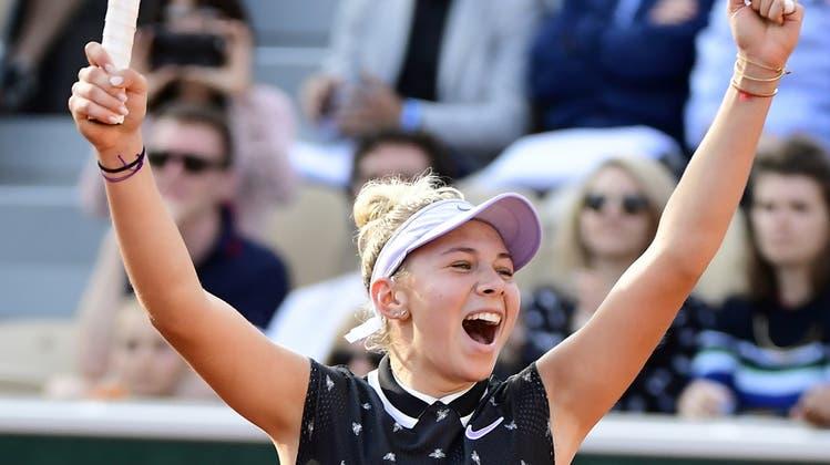 Das Jahr der Teenagerinnen: Das Frauen-Tennis und seine fehlende Hierarchie