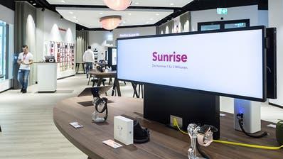 Sunrise-Übernahme durch UPC ist auf gutem Weg