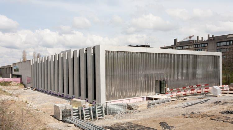 Erweiterungsbau des Zürcher Staatsarchivs fertiggestellt – der Platz reicht bis 2035