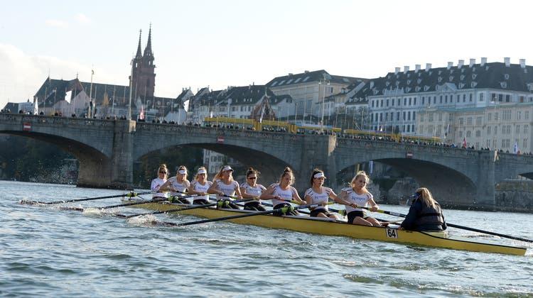 Neue Sieger und ein Streckenrekord bei der 10. Ausgabe des Basel Head