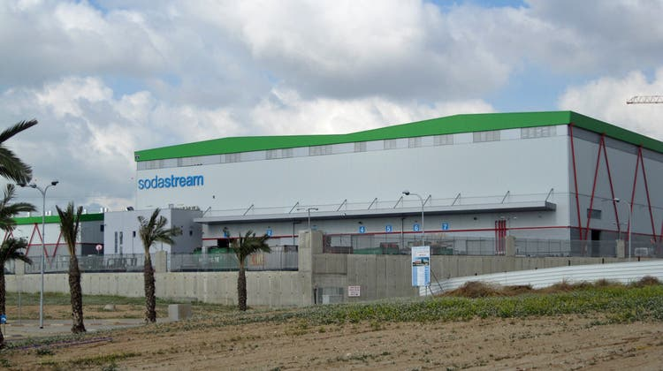 Sodastream propagiert in seiner Wüsten-Fabrik die heile Welt – doch es gibt Fragezeichen