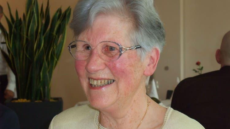 Herzliche Gratulation zum 90. Geburtstag von Marianne Müller-Widmer