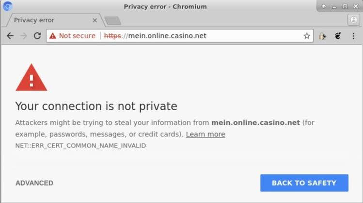 Der Bund will Netzsperren für Online-Casinos – und blamiert sich bis auf die Knochen