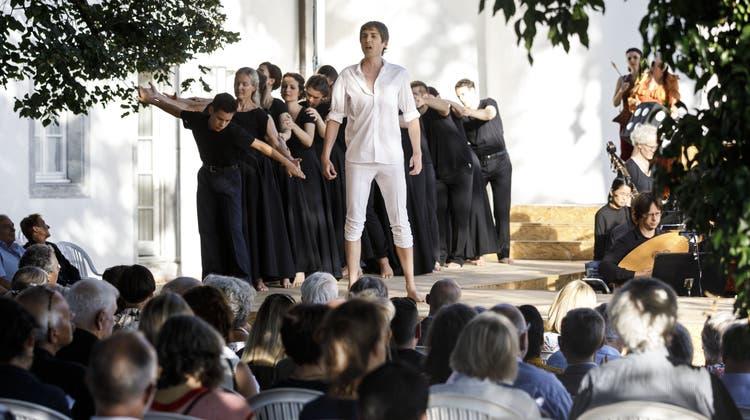 Premiere von «Heimkehr des Odysseus» geglückt – kleine Gags erheitern das Publikum