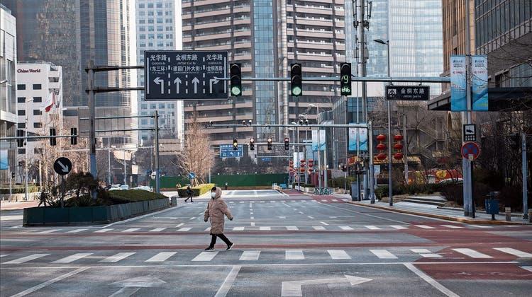 Solothurner in China: «Ich komme mir vor wie in einem Horrorfilm»