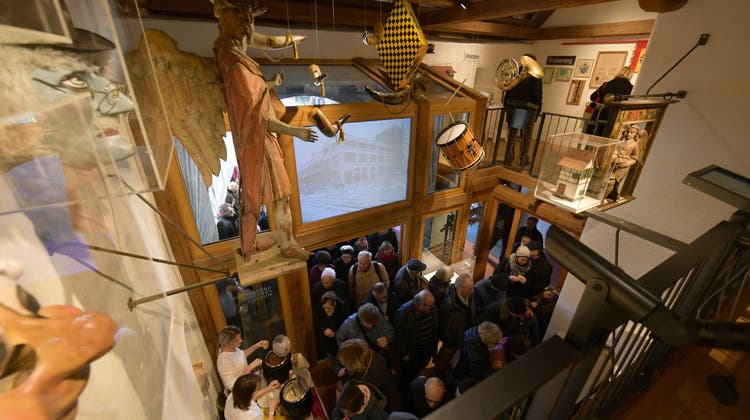300'000 Jahre in einem Haus: Die Wiedereröffnung des Bürgerhauses