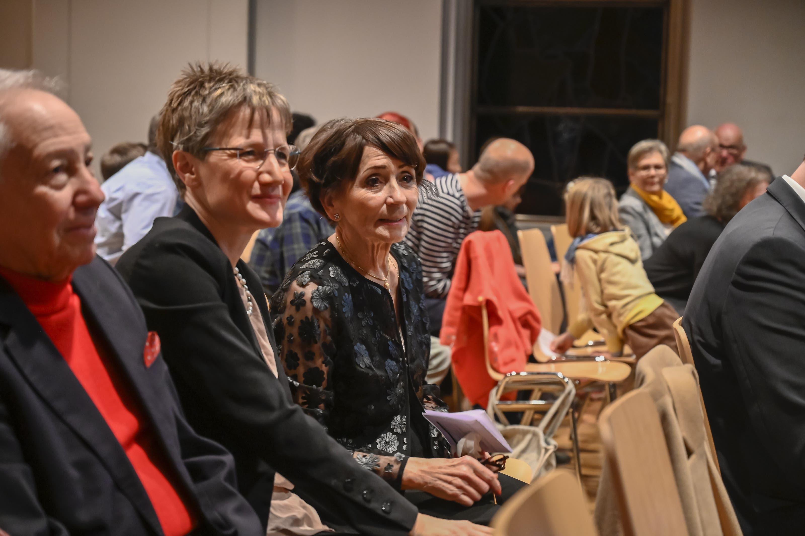 Kulturpreisträgerin Barbara Bernard Schiltknecht