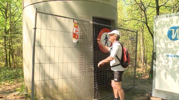 Wegen Coronavirus: Aargauer Extrem-Treppenläufer muss Weltrekordversuch verschieben