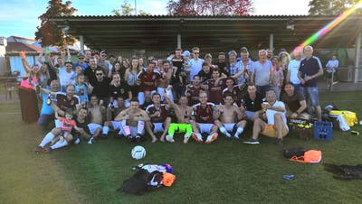 FC Rüttenen schreibt Club-Geschichte - Qualifikation für die Aufstiegsspiele zur 2. Liga!