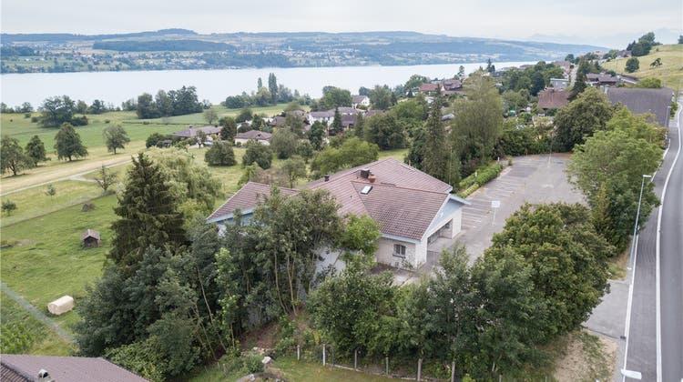 Terrassenhäuser statt «Seeblick»: Das Restaurant weicht neuen Bauten