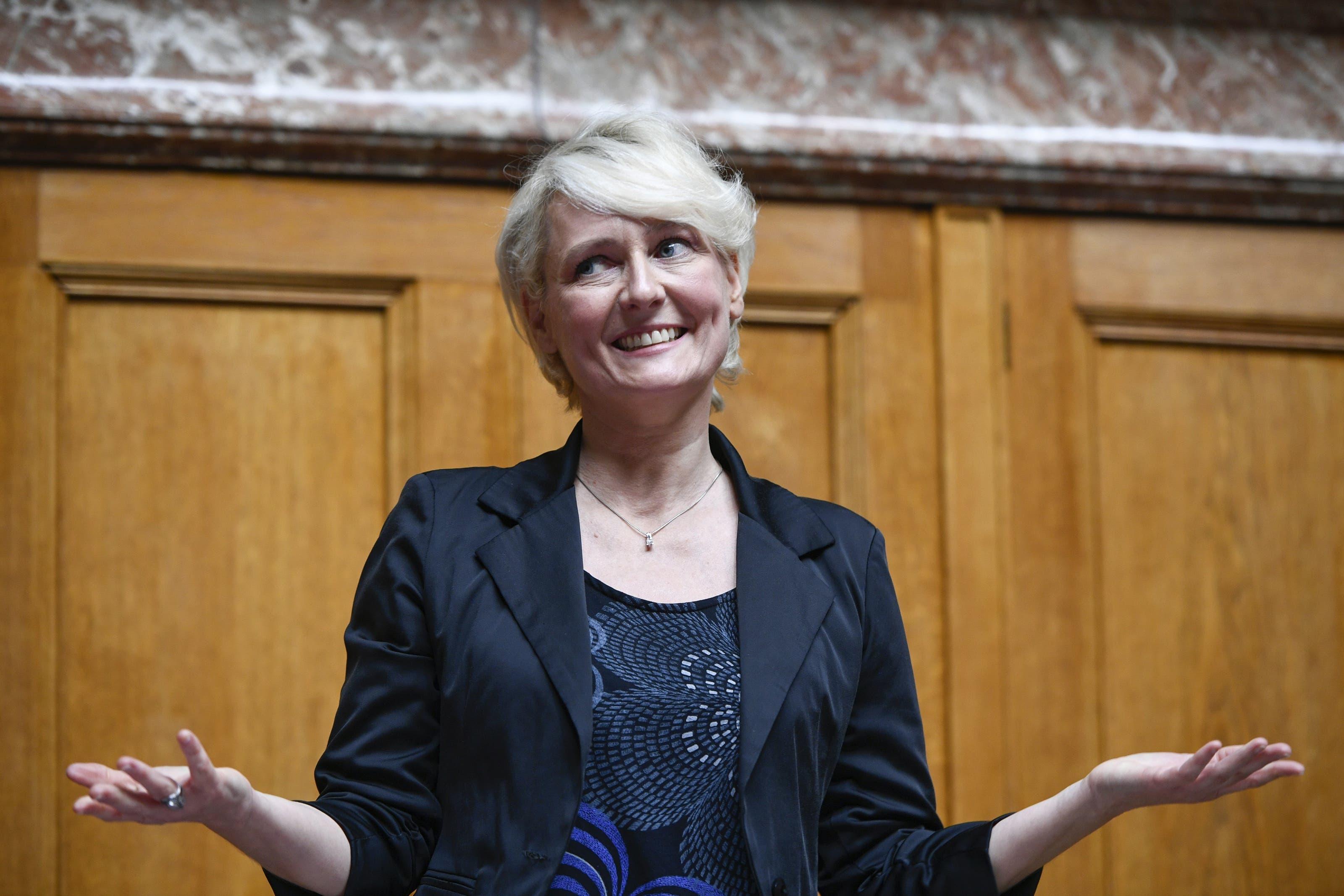 Isabelle Moret ist seit 13 Jahren Mitglied des Nationalrats.