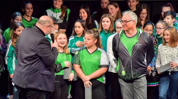 Champions Night des Aargauer Turnverbandes: Der Turnsport blickt zurück auf ein Jahr der Superlative