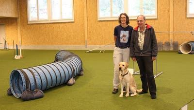 Neue Hundesport-Halle: Hier geht der Vierbeiner ins Training – auch Events möglich