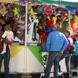 Tausende Besucher genossen die Sonne an der Herbstmesse