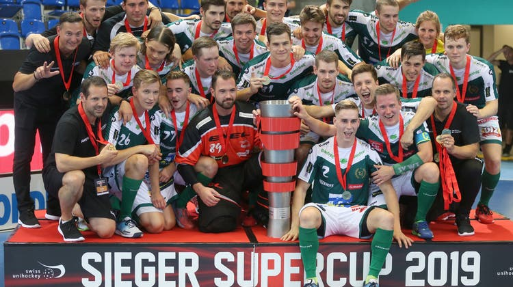 Zum Höhenflug angesetzt – der SV Wiler-Ersigen wird seiner Favoritenrolle gegen Langnau gerecht