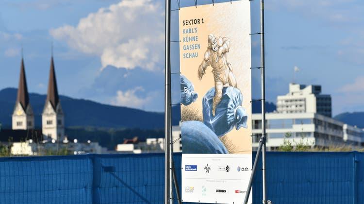 Karl's Kühne Gassenschau kommt wohl bereits 2021 – erstmals wird Premiere neuer Produktion in Olten gezeigt