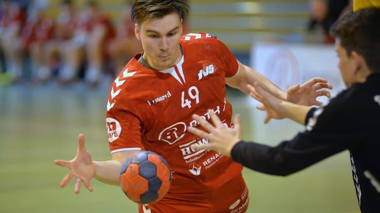 TV Solothurn stoppt die negative Serie, Oltnerinnen mit Heim-Niederlage