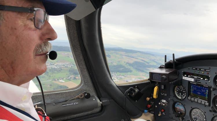 Tödlicher Unfall mit Kleinflugzeug: Fliegerfreunde wollen Klarheit über Absturz