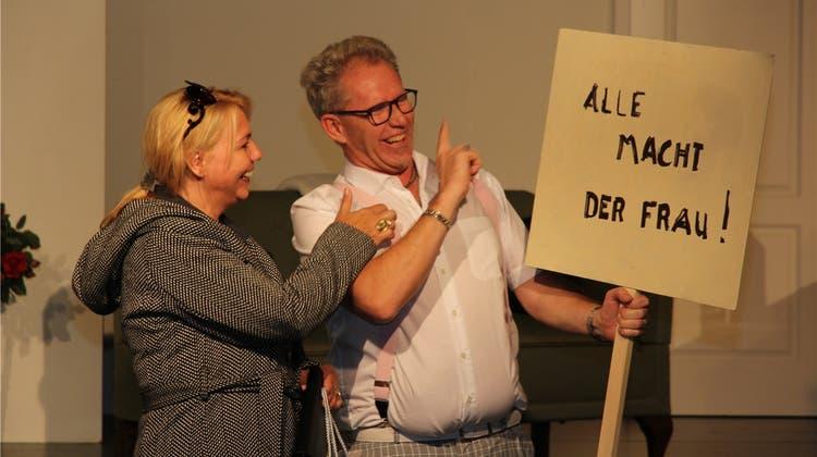 Royal Arts Club Solothurn sorgt mit «Room Text» für beste Unterhaltung