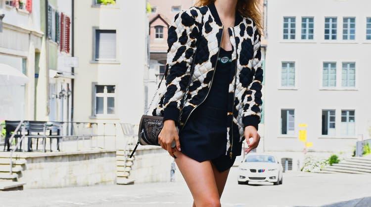 «Switzerland's Next Topmodel»-Moderatorin Manuela Frey flüchtet von New York nach Brugg