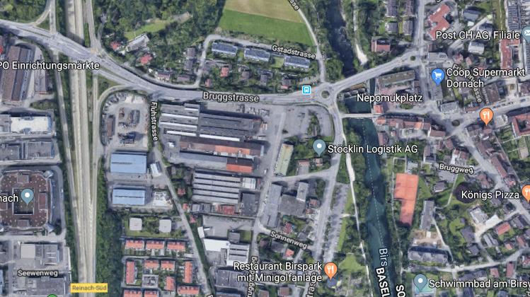 Aescher kämpfte gegen Stöcklin-Quartierplan