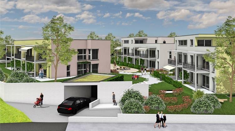 18 Mietwohnungen: Das Baugesuch für die Überbauung Sommermatt liegt auf
