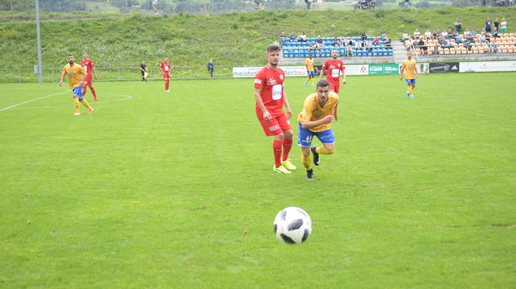 Das Team des FC Dietkon ist in der 1. Liga angekommen