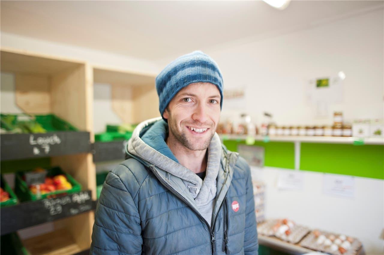 Matthias Schär Bio-Landwirt aus Brittnau: «In türkischen Haselnussanlagen gibt es Kinderarbeit.»