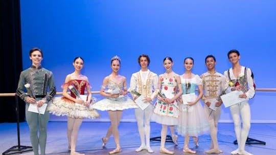 Schüler der Ballettschule Theater Basel gewinnt internationalen Tanzpreis