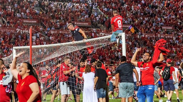 Rafael Nadal, Steve Nash und das grosse Comeback: Real Mallorca ist zurück in der Primera Division