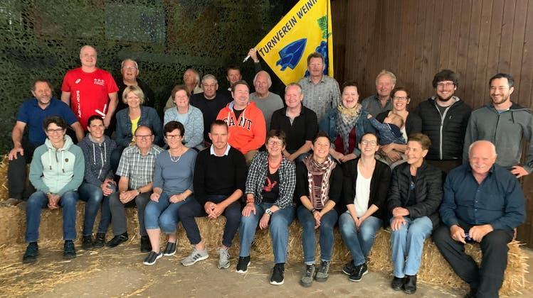 Ehrenmitgliedertreffen der Weininger TurnerInnen