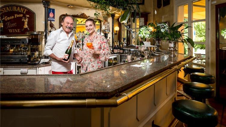 Generationenwechsel: Das «Witschi's» wird zur Lounge mit Bar