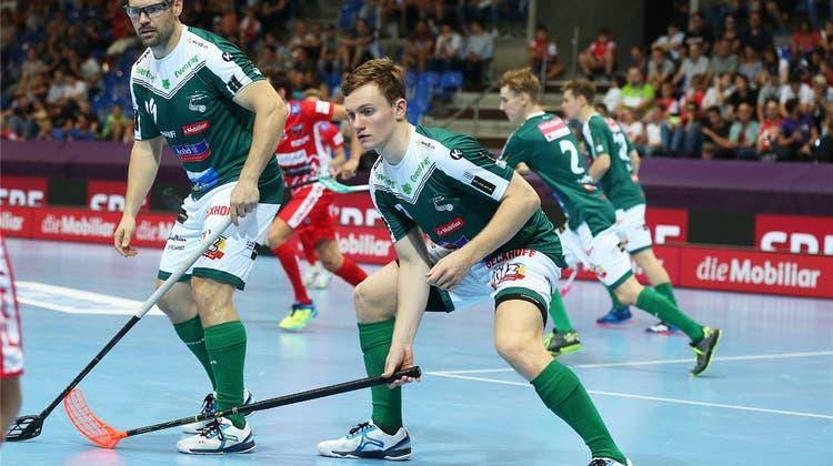 Matthias Hofbauer betritt noch einmal eine grosse Bühne: «Wenn wir ein Topspiel abliefern, stehen wir am Sonntag im Final»
