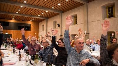 Alpinisten thematisieren Klimawandel an der Hauptversammlung