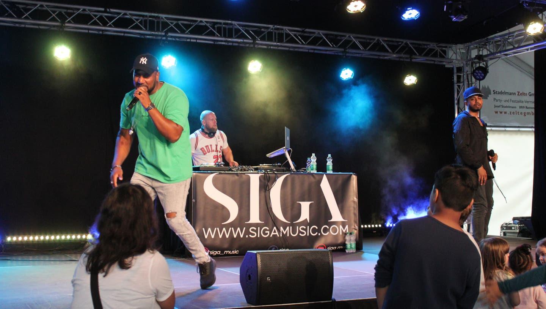 Ausschreitungen in Sri Lanka: Rapper Siga muss Dreh verschieben